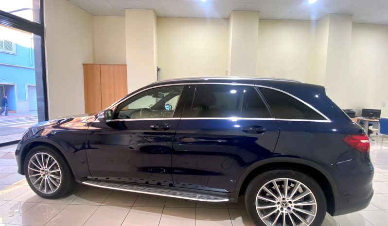 Mercedes Benz/ GLC 220d AMG line 4MATIC lleno