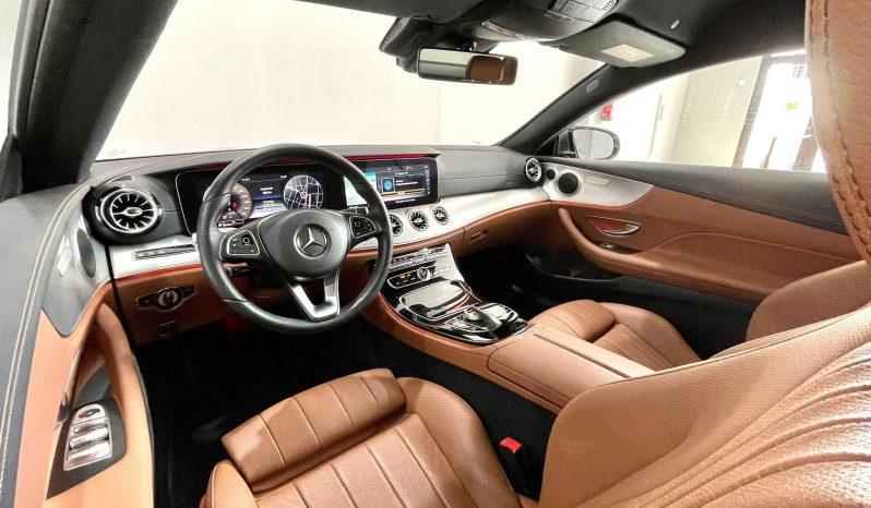 Mercedes Benz/ E coupe 220d 194cv lleno
